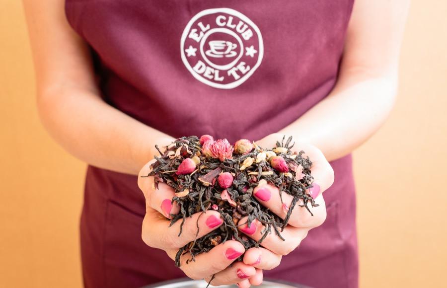 Curso de Tea Blender para aprender a hacer mezclas con té