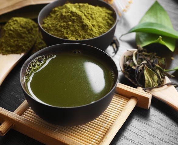 En la cata de té japonés hacemos la degustación de té en hebras de Japón.