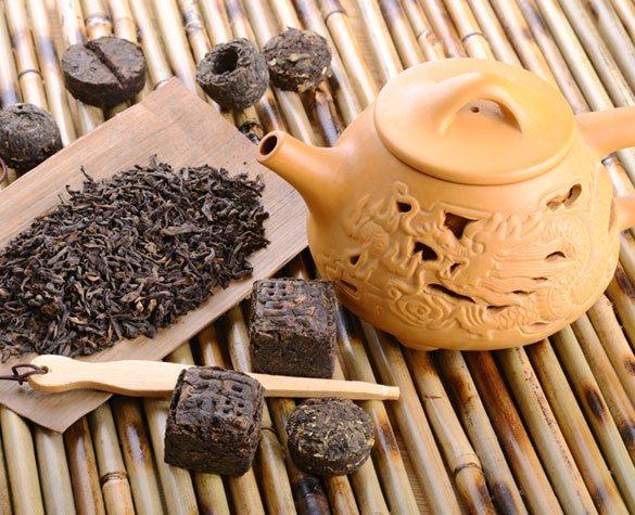 En la cata de té chino hacemos la degustación de té en hebras de china.