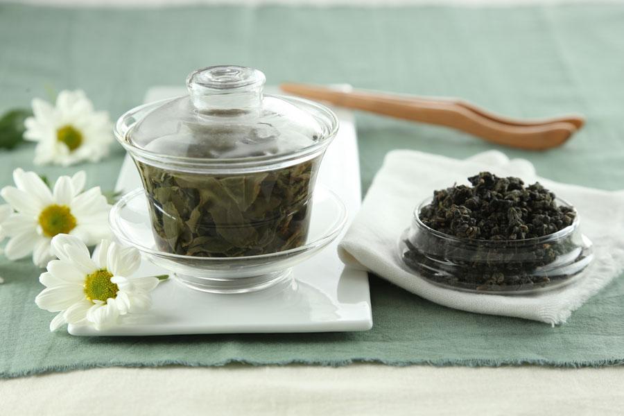 Cata de té Oolong