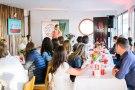 Eventos corporativos empresariales - Club del té