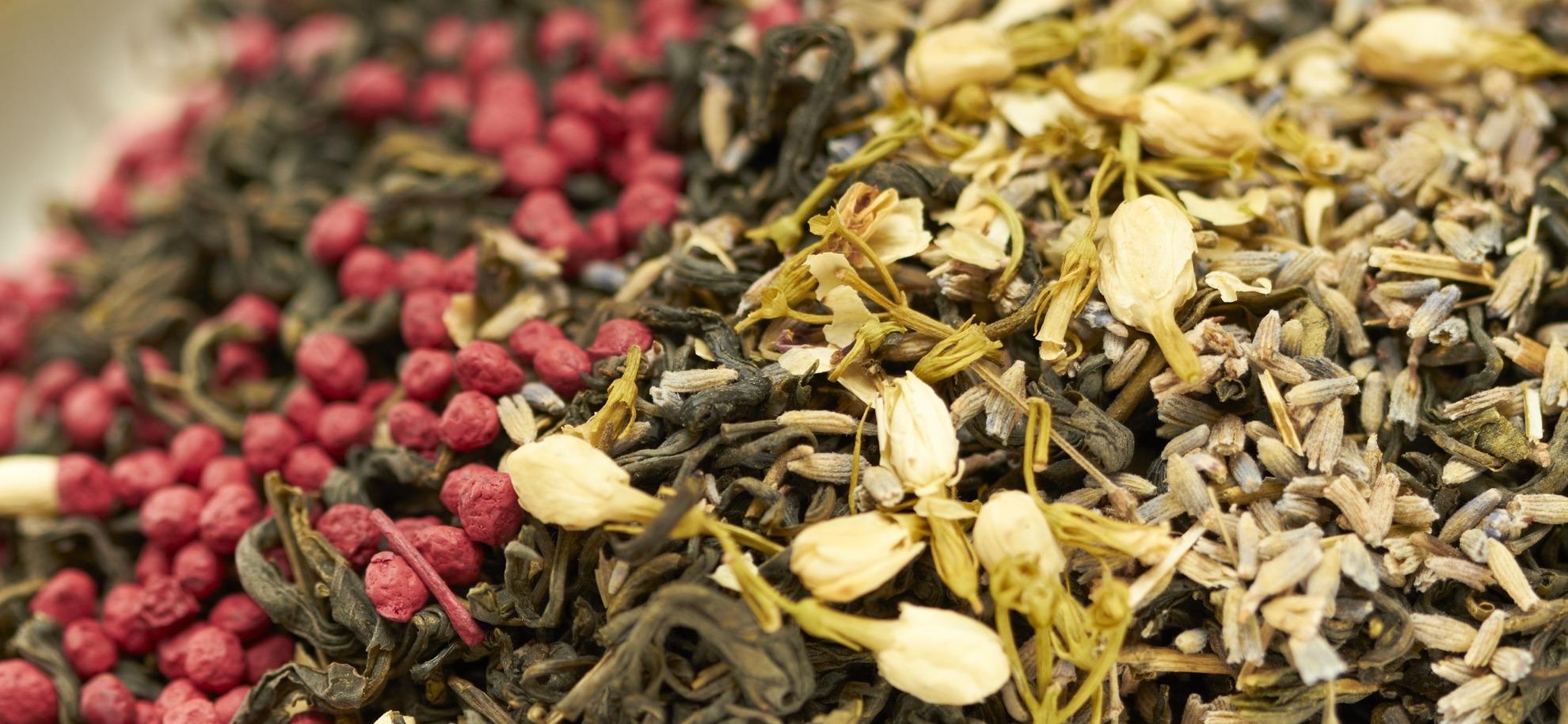 Curso de Tea Blending - Tea designer