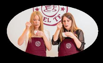 Tea blending championship: premios a la creatividad
