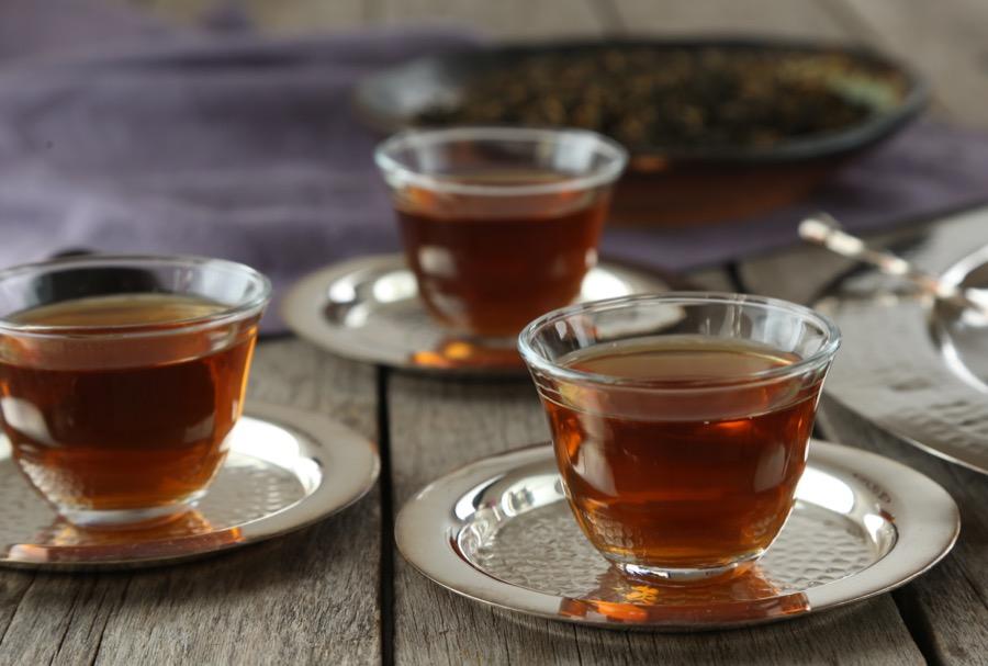 propiedades del te negro para adelgazar