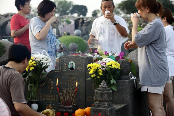 Festividad de qingmin en China
