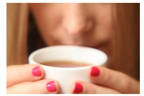 el mito del té: hay que tener un olfato especial